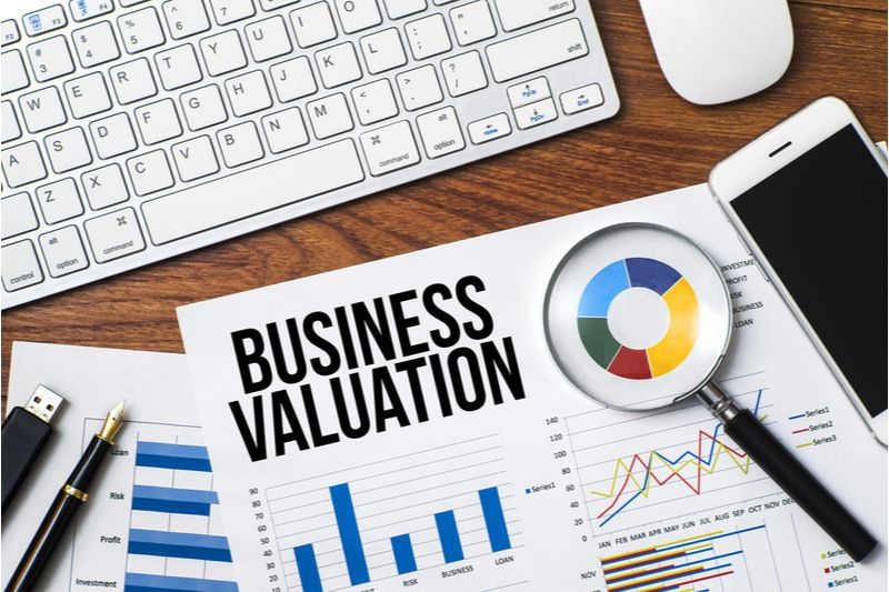 reasons for a business valuation photo